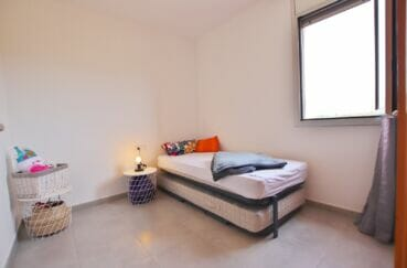 acheter appartement costa brava, 3 pièces 64 m², 2° chambre à coucher avec 2 lits simples