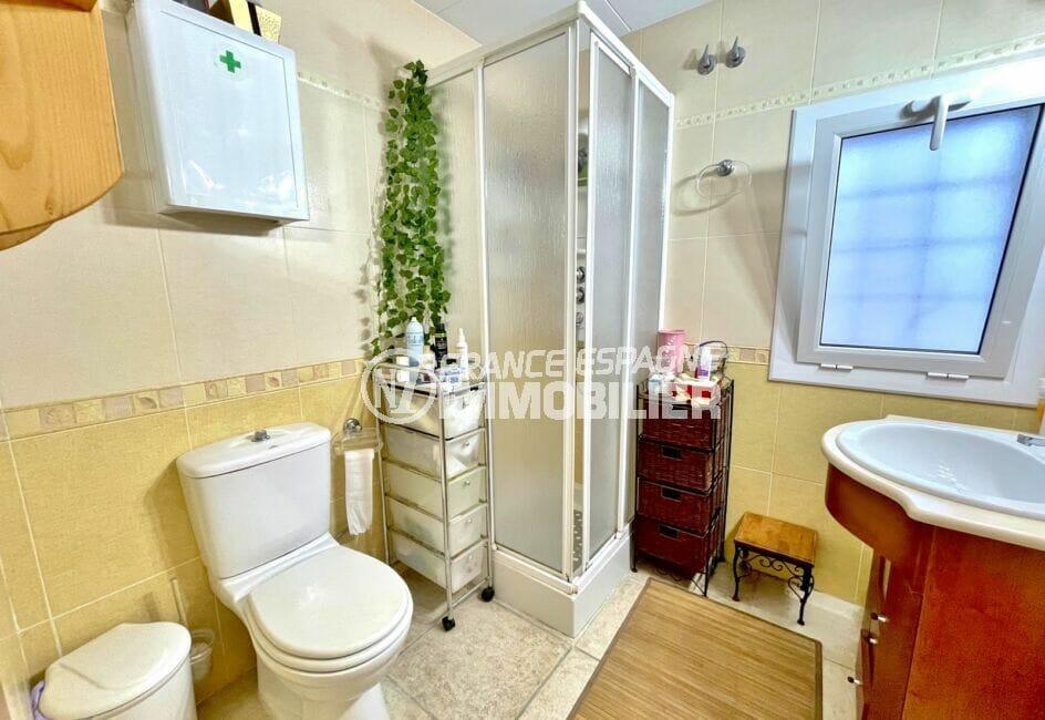 acheter maison costa brava, 3 pièces 66 m², salle d'eau avec douche et wc