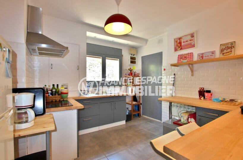 achat villa costa brava, 4 pièces 166 m², cuisine indépendante aménagée