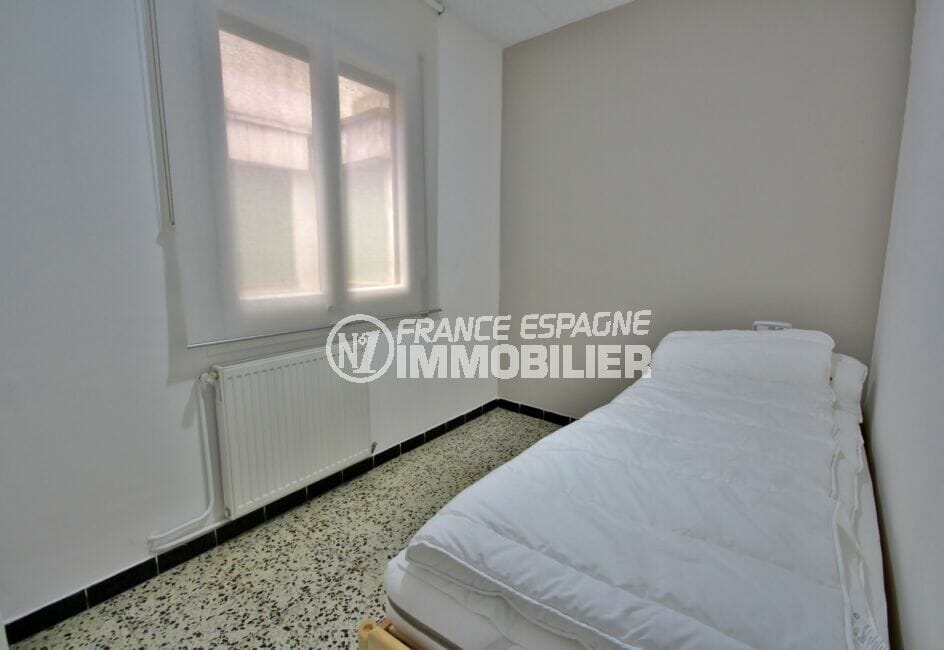 acheter appartement rosas, 4 pièces 72 m², 3° chambre à coucher, lit simple