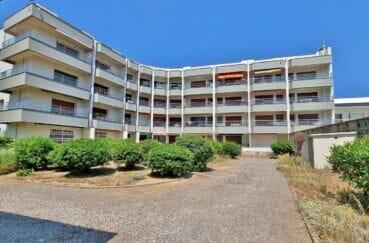 la costa brava: appartement 2 pièces 46 m², résidence calme à 50 m de la plage