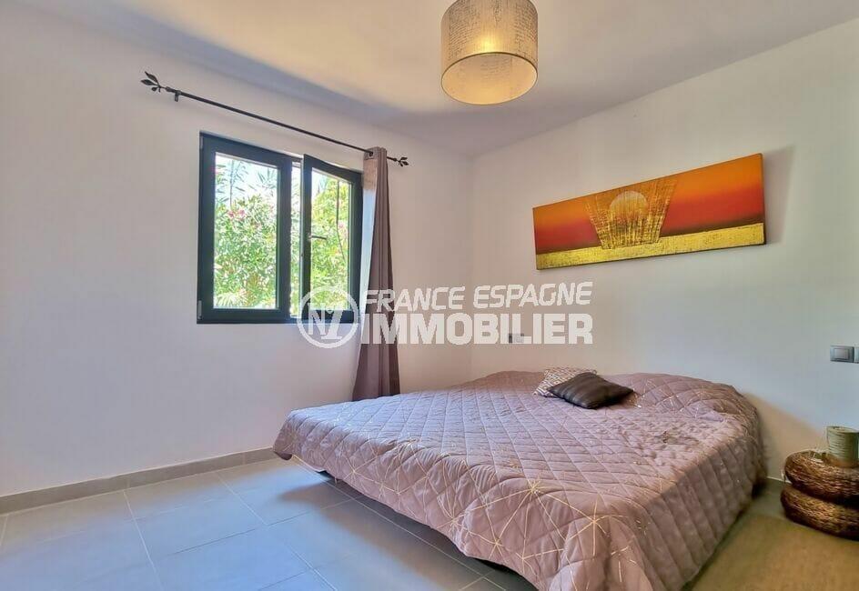 acheter maison costa brava, villa 4 pièces 131 m², chambre à coucher, lit double