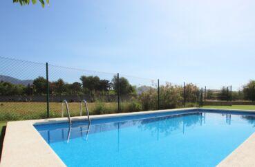 vente immobilière rosas: appartement 3 pièces 64 m², résidence avec piscine communautaire