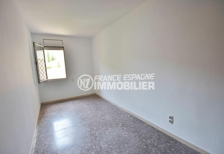 appartement à vendre à rosas, 5 pièces 95 m², chambre à coucher, vue jardin