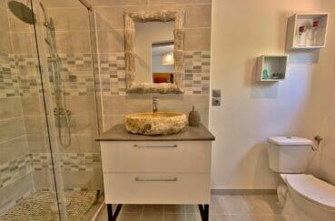 vente maison costa brava, villa 4 pièces 131 m², salle d'eau avec douche et wc