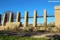 la ciutadella de roses, fortification en ruine, classée monument historique