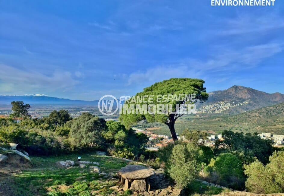 paysages verdoyants et des vues éblouissantes sur les montagnes