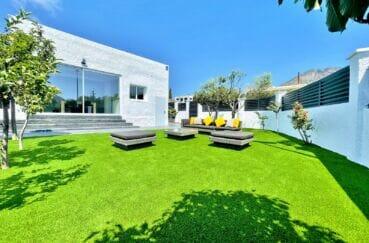 acheter a rosas, mas busca, villa 105 m² plain-pied, rénovée, piscine possible, proche plage et commerces