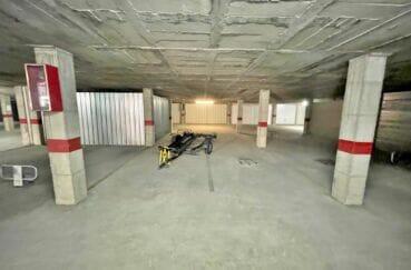 vente empuriabrava: parking 11 m² en sous so, plage à 100 m
