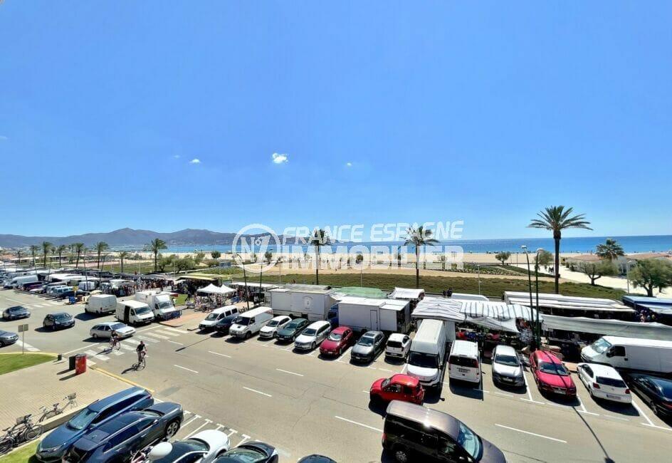 appartement a vendre empuriabrava, ref.4200, 4 pièces 128 m² terrasse première ligne mer