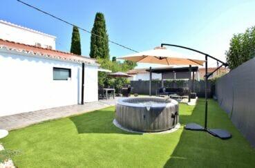 achat maison costa brava, 105 m² 3 chambres, terrain de 400 m² avec jacuzzi