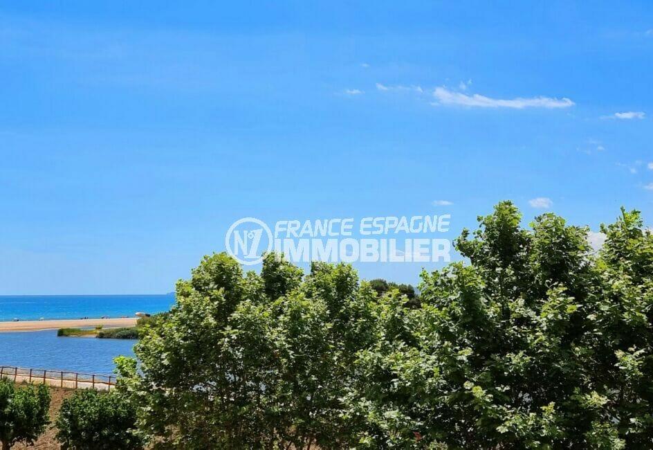 immobilier espagne bord de mer: villa  93 m² 2 chambres, terrasse vue mer