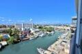 agence immobiliere santa margarita: studio 37 m² avec terrasse véranda vue canal