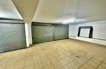 costabrava immo: vente parking-garage 20 m² fermé, en sous sol