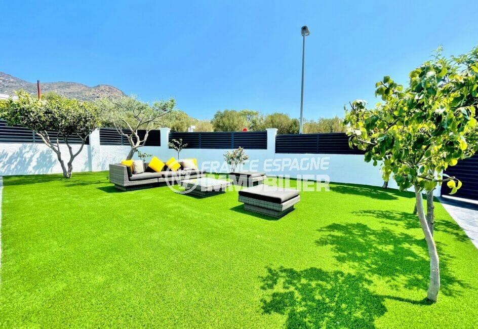 maison a vendre rosas, 105 m² avec 3 chambres, possibilité piscine