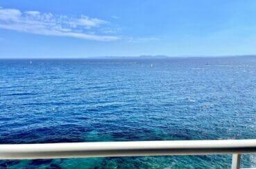 acheter appartement costa brava, 3 pièces 60 m² front de mer, terrasse atico (dernier étage)