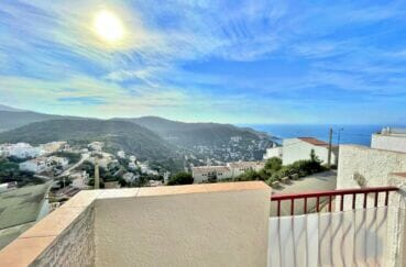 achat maison rosas espagne, 3 pièces 59 m² avec une vue magnifique sur la mer