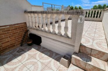 immobilier costa brava vue mer: villa 93 m² 2e ligne mer, solarium