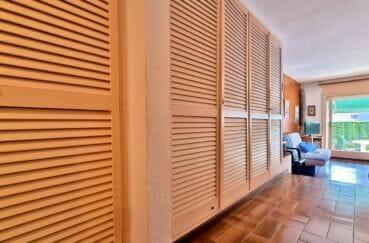 appartement a vendre a santa margarita, 44 m² avec un hall d'entrée, nombreux placards