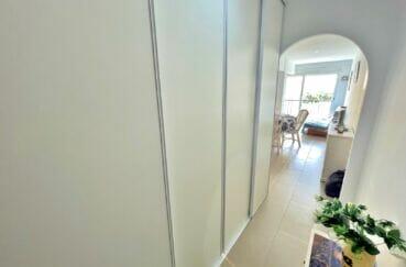 acheter appartement costa brava, 2 pièces 31 m², avec couloir / chambre alcove fermée
