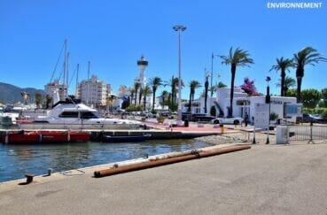 vente immobilière costa brava: parking 11 m² en sous sol, tout proche plage