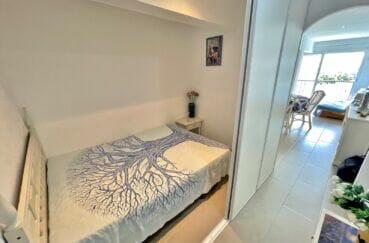 acheter appartement empuriabrava, 2 pièces 31 m², avec couloir / chambre alcove ouverte