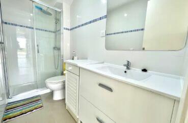 achat appartement empuriabrava, 2 pièces 31 m² refait à neuf, salle d'eau lumineuse