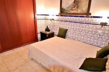 vente appartement costa brava, 2 pièces 39 m², chambre à coucher avec armoire encastrée