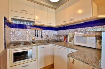 acheter appartement costa brava, 2 pièces 45 m², cuisine équipée ouverte sur le séjour