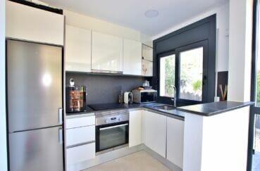 vente immobilier rosas espagne: villa 105 m² 3 chambres, cuisine américaine