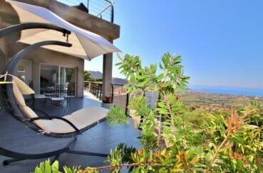 acheter en espagne: villa 250 m² 5 chambres, vue exceptionnelle sur la mer et les montagnes