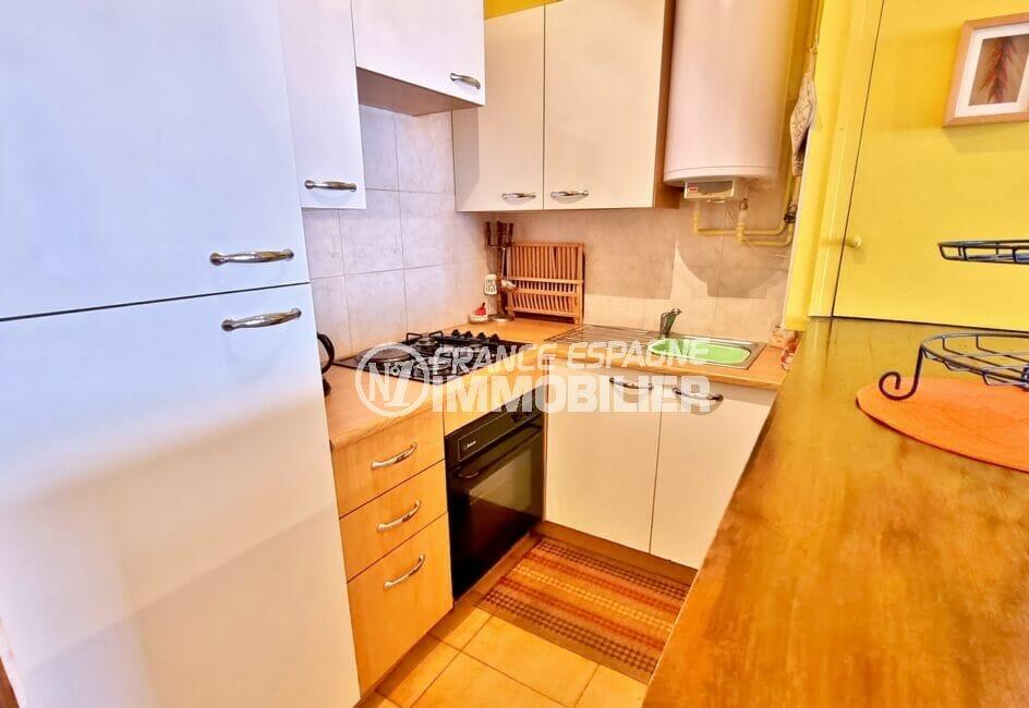 vente maison empuriabrava, 93 m² 2 chambres, cuisine aménagée et équipée