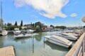 acheter appartement costa brava, 37 m² terrasse vue canal, magnifique vue sur les bateaux
