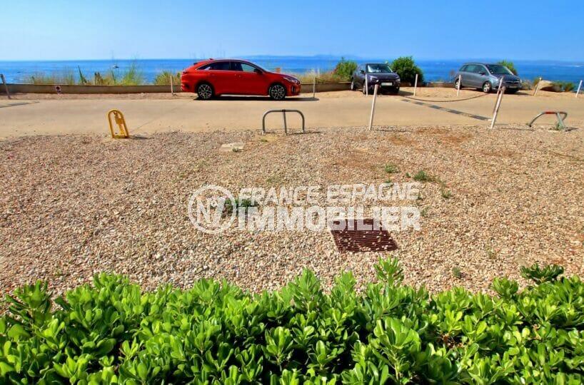 acheter appartement rosas, 2 pièces 39 m², parking privé à l'extérieur de la résidence