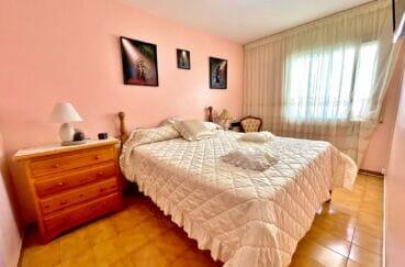acheter appartement rosas, 3 pièces 60 m² front de mer, chambre 1 lit double