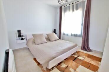 vente immobilière rosas: villa 105 m², 1° chambre à coucher, lit double
