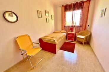 acheter appartement espagne costa brava, 128 m² en 1ere ligne mer, chambre 3 sur 3