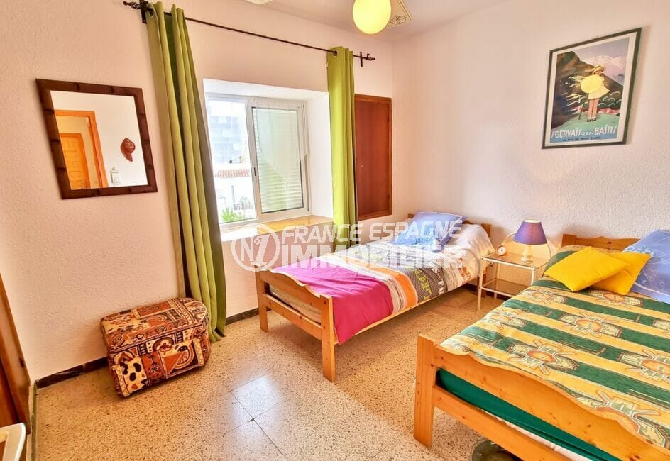 santa margarita: villa 89 m² avec amarre, seconde chambre (enfants)