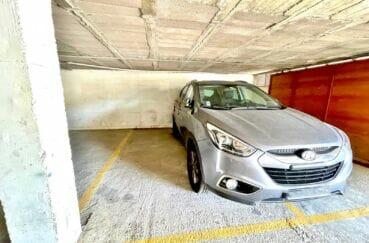 immobilier espagne bord de mer: appartement 3 pièces 60 m² front de mer, parking privé en sous sol