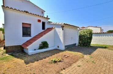 habitaclia empuriabrava: villa 4 chambres 165 m², garage et possibilité piscine sur le jardin 500 m²