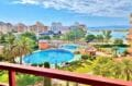 vente appartement rosas: studio 35 m², avec piscine, proche plage et commerces