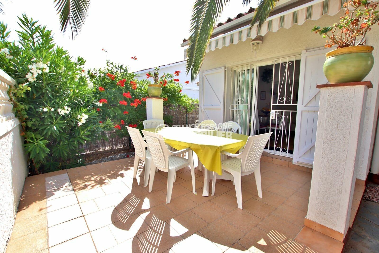 agence immobiliere santa margarita: villa 3 chambres 55 m² sur terrain de 131 m²