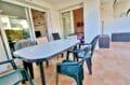 vente appartement rosas, 2 chambres 81 m², terrasse couverte 18 m²
