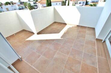 immobilier rosas santa margarita: appartement 2 chambres 81 m², terrasse vue dégagée