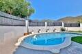 achat maison rosas espagne, 200 m² 5 chambres, piscine au clore + douche extérieure + puits