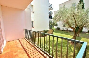 immo roses: appartement 62 m² 2 chambres avec terrasse, vue montagne