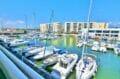 appartement a vendre costa brava, 2 pièces 48 m², superbe vue marina roses