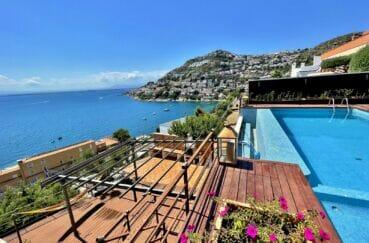 maison a vendre a rosas, 227 m² 3 chambres, piscine, vue imprenable sur la mer
