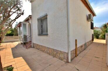 achat maison costa brava, 2 pièces 81 m², terrain 273 m² exposition sud