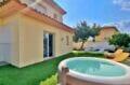 achat maison rosas, 200 m² 5 chambres, jardin clos 412 m² avec douche extérieure